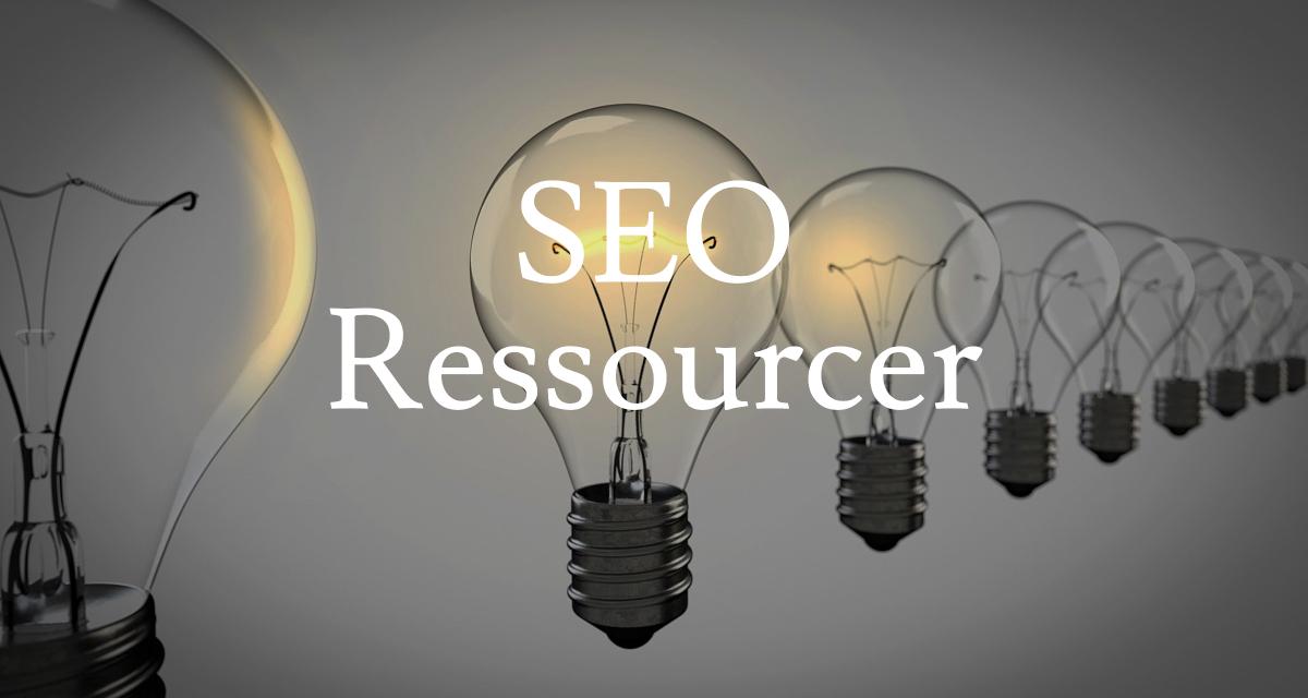 SEO Ressourcer